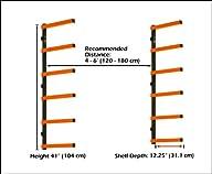 Lumber Storage Rack Portamate PBR-001…