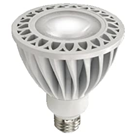 TCP LED14E26P3030KFL Dimmable LED 14-Watt PAR30 Flood Lamp