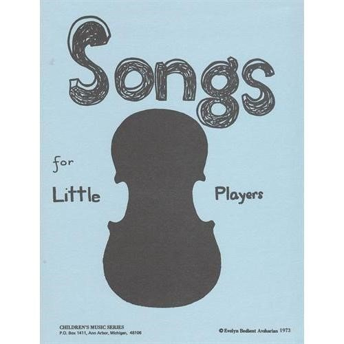 songs-for-little-players-childrens-music-series-book-1-by-evelyn-avsharian