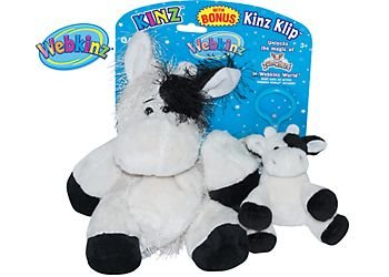 Webkinz Cow Kinz and Klip