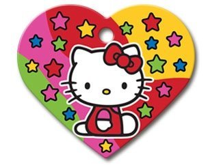 Hello-Kitty-Collection-Licensed-Personalized-Custom-Engraved-Pet-ID-Tags-FREE-SHIPPING
