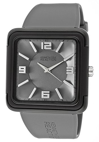 kenneth-cole-reaction-rk1261-grey-square-face-grey-strap-womans-watch