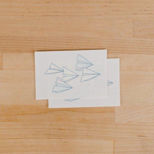 TATTLY 【PAPER PLANES】(タトゥリー ペーパープレインズ) TATTLY(タトゥリー)