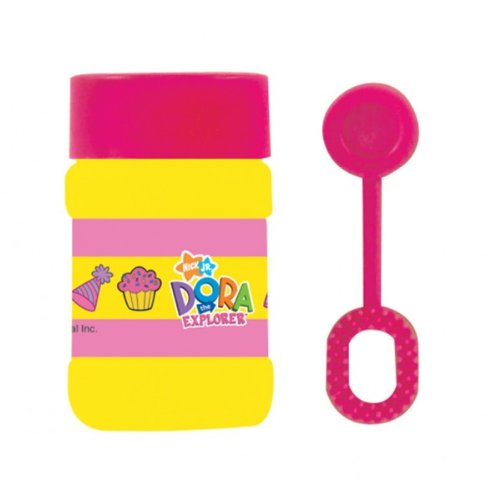 Dora The Explorer Party Bubbles, pack of 6