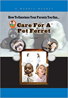 how to take care of a pet ferret