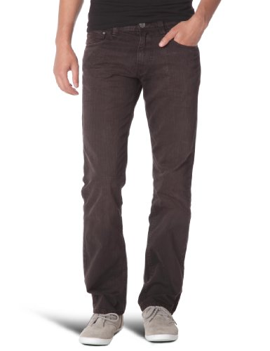 Jeans Marvin Slim after dark brown Tom Tailor W33 L32 Men's