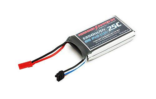 Thunder Power RC 1350mAh 2S 7.4v G6 Pro Lite 25C LiPo Battery