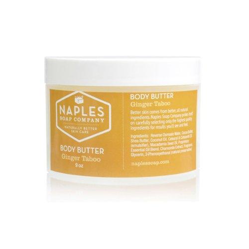 NAPLES SOAP ネープルズソープ Body Butter・ボディバター ジンジャー