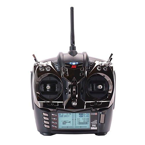 XG8 8-Ch DMSS Transmitter w/RG831B Rx, Black