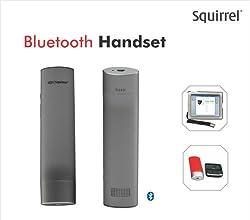 Bluetooth Anti Radiation Headset (Silver)