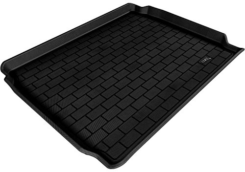3D MAXpider Cargo Custom Fit All-Weather Floor Mat for Select BMW X5 (E53) Models - Kagu Rubber (Black) (2006 Bmw X5 Cargo Cover compare prices)
