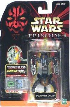 Star Wars: Episode 1 Destroyer Droid Action Figure