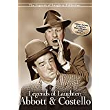 Legends of Laughter: Abbott and Costello (Colgate Comedy Hour and Radio Shows)