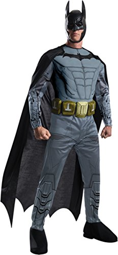 Rubie's Costume Co Men's Batman Arkham Costume, Large