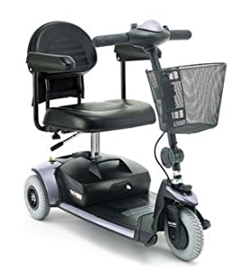 Go-Go Elite Traveller 3-Wheel Mobility Scooter from Pride Mobility