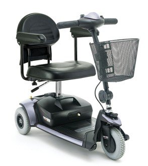 Go-Go Elite Traveller 3-Wheel Mobility Scooter