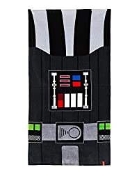 Star Wars Black Darth Vader Beach Towel 30 x 60