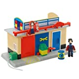 Postman Pat SDS Playset with Figure - Ted Glens Garage