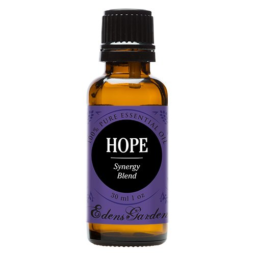 Hope Synergy Blend Essential Oil by Edens Garden (Cassia, Lemongrass, Rosemary, Sweet Orange and Tangerine)- 30 ml