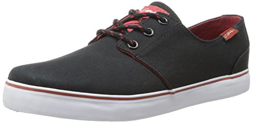 C1RCA Men's Crip-T Fashion Sneaker,Black/Bosa Nova,10.5 M US