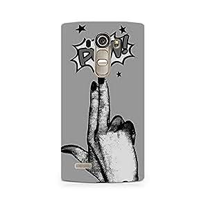 Ebby Pow Premium Printed Case For LG G4