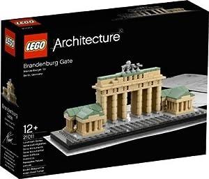 Fantastic LEGO Architecture Brandenburg Gate - 21011 - Lego® Gift Wrapped Edition