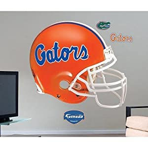 (50x53) Florida Gators Helmet Fathead Wall Decal