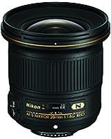 Nikon AF-S Nikkor Objectif 20 mm f/1.8 G ED Noir
