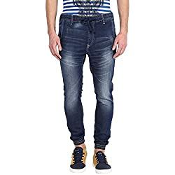 SF Jeans by Pantaloons Men's Jeans 205000005567750_Dark Blue_36
