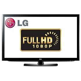 LG 32LD450 32-Inch 1080p 60 Hz LCD HDTV