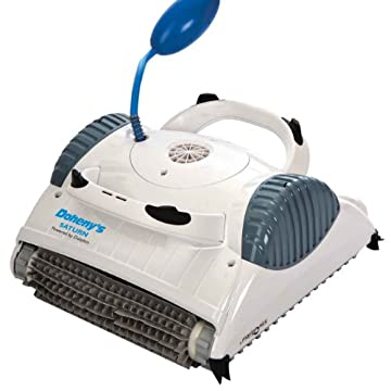 Doheny's Dolphin Saturn Robotic Pool Cleaner