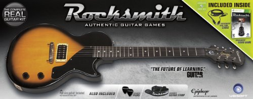 Rocksmith Guitar Bundle -Xbox 360