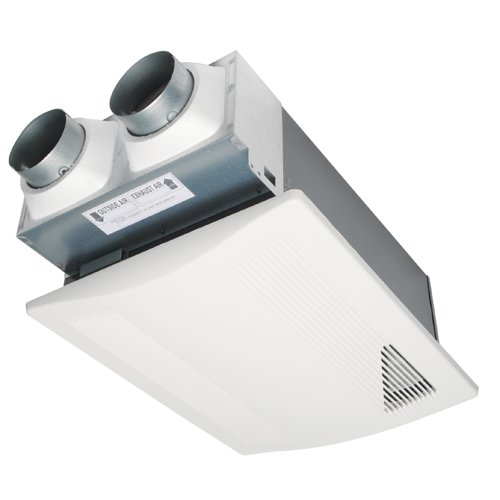 Panasonic FV-04VE1 WhisperComfortTM Spot ERV Ceiling Insert Ventilator with Balanced Ventilation and Patent-Pending Capillary Core (Room Ventilator compare prices)