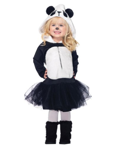 Baby-Toddler-Costume Precious Panda Toddler Costume 2T-3T Halloween Costume