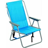Rio Brands-Chairs SC525-6973 Basic Backpack Folding Chair