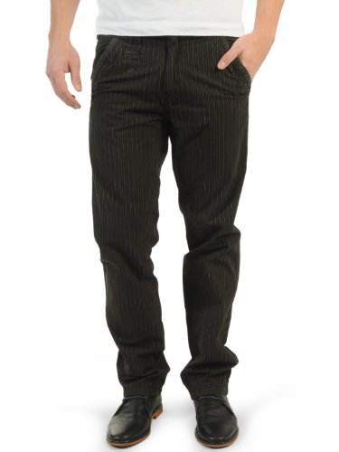 Pepe Jeans Trousers (38-32, anthracite grey striped)