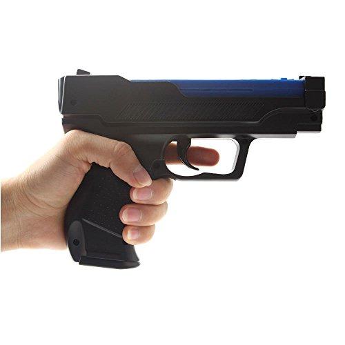 Porch Light Handguns: Wii Motion Plus Gun Controller Pistol Shooting Motion