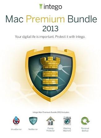 Mac Premium Bundle 2013 - 1 User - 1 Year [Download]