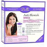 Belli skincare - Anti-Blemish Basics Value Set - Anti-Blemish Facial Wash, 6.5 oz & Acne Control Spot Treatment, 0.5 oz