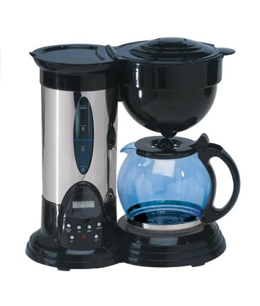 Electric Percolator Coffee Maker Reviews : Coffee Percolator Electric: Toastess Tower 10-Cup Coffeemaker