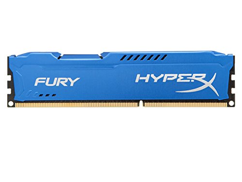 Kingston HyperX FURY 4GB 1600MHz DDR3 CL10 DIMM - Blue (HX316C10F/4)