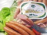 あらびきポークウィンナー300g[天然羊腸・国産豚肉使用、パキッと歯ごたえウインナー]