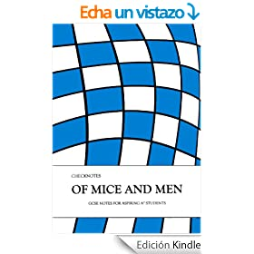 Checknotes 'Of Mice and Men' GCSE Revision Notes for Aspiring A* Students (English Edition)