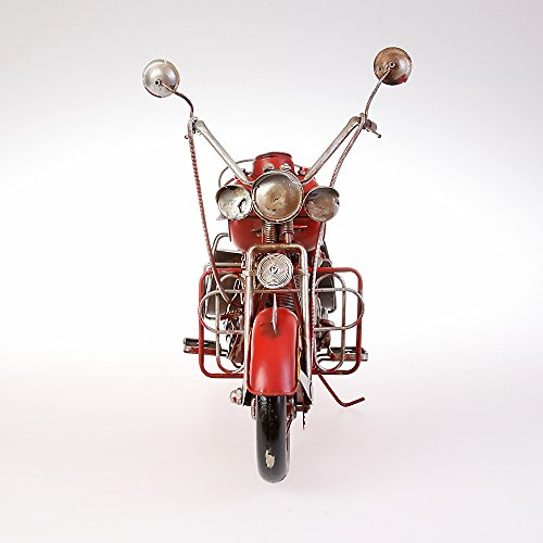 Blechmodell XXL Motorbike Harley Stole Large Size: L x B x H approx. 55 CM x 26 CM x 36 CM