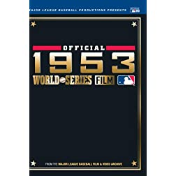 Official 1953 World Series Film