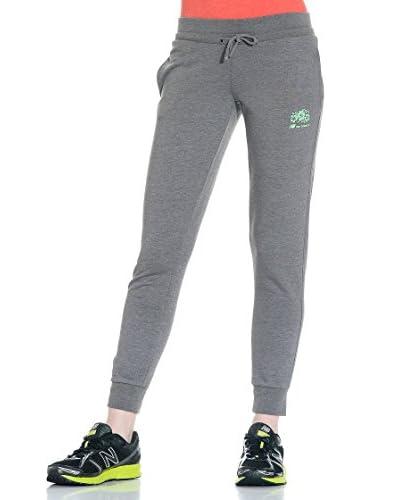 New Balance Pantalone Felpa Terry [Blu Navy]
