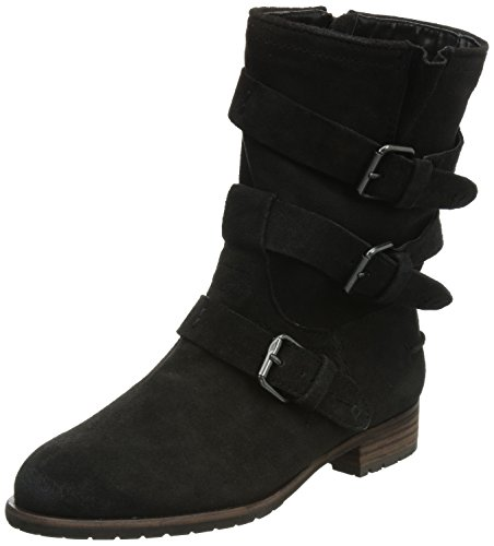 Dv By Dolce Vita Women'S Ferin Boot, Charcoal, 8 M Us