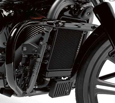 Kawasaki K32000-045B Black Engine Guard (Vulcan 900 Engine compare prices)