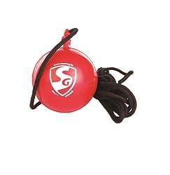 SG iBall PVC Ball with Cord