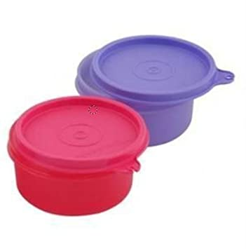 Tupperware Tropical Twins- 2 Pcs, 250 ml at amazon